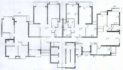 电路 电路图 电子 户型 户型图 平面图 原理图 400_228