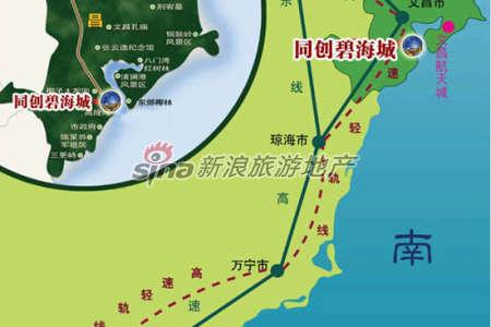 参考价: 暂无文昌市清澜开发区高隆湾地图