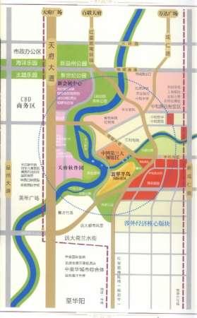 翡翠半岛国际社区项目交通便利,地铁1号线,天府大道,红星路延线