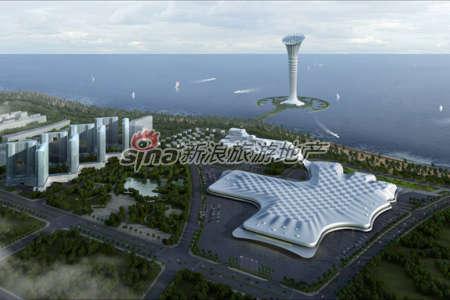 海口市龙华区滨海大道292号(海南国际会展中心项目内),新区市政府北侧