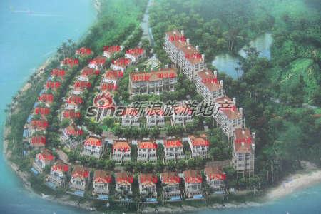 深圳唯一的海上洋房,; 洋畴湾花园;; 新浪旅游地产
