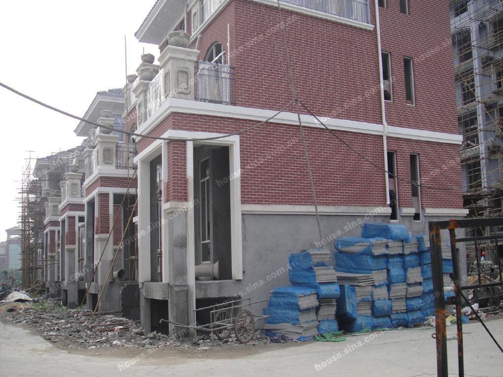 江阴北欧印象 外装修 房屋外墙装修 3244887 高清图片