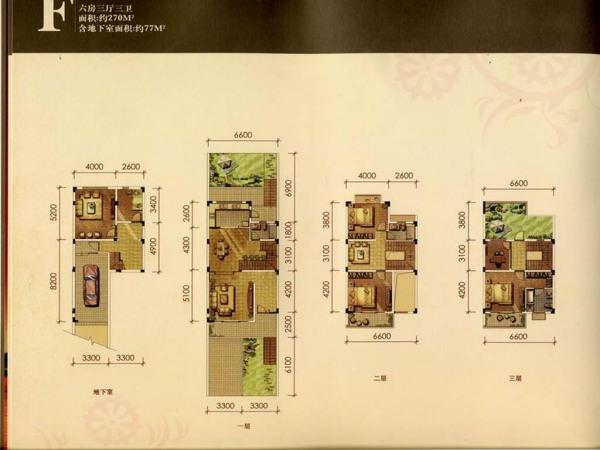 朗悦湾高清图片