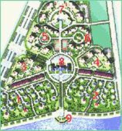 武汉二手房 洪山 街道口珞狮路 丽岛花园 丽岛花园二手房  小区相册