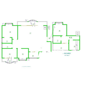 5室2厅3卫120万元】芳卉园复式楼图片