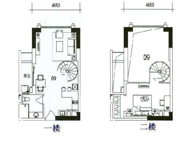 业主底价 方圆月岛 稀缺复式住宅公寓 带省级学位 近地铁